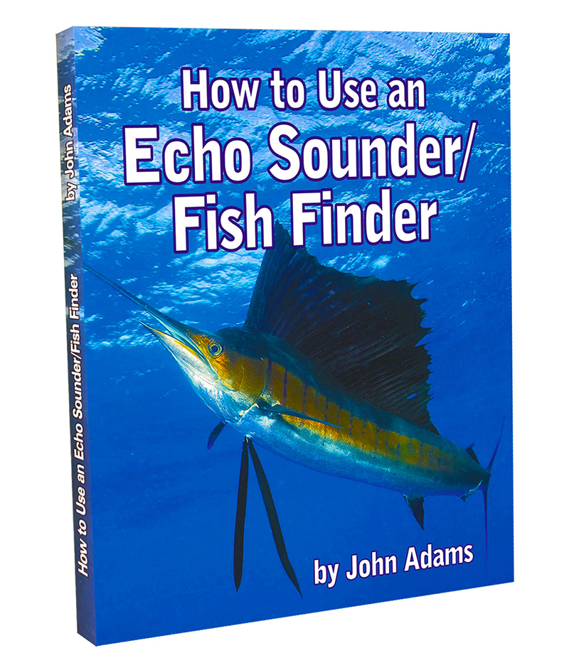 How to Use an Echo Sounder Fish Finder Book